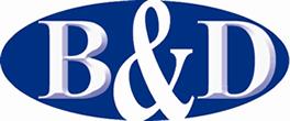 B&D Autoschadeherstel logo